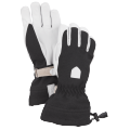 Womens Patrol Gauntlet 5 Finger Black