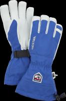 Hestra Army Leather Heli Ski - 5 finger Royal
