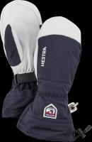 Hestra Army Leather Heli Ski - mitt Navy