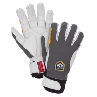 Ergo Grip 5 Finger Grey Offwhite