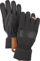 Hestra Highland Glove - 5 finger Black