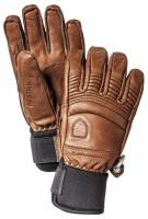 Leather Fall Line 5 Brown