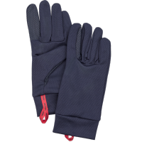 Hestra Touch Point Dry Wool 5 Finger Navy