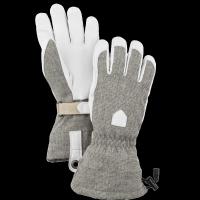 Women's Patrol Gauntlet 5 Finger Light grey