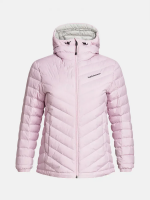 W Frost Down Hood Jacket COLD BLUSH