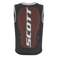 SCO Vest Protector Jr Actifit Plus Pewter Grey/Marina Blue