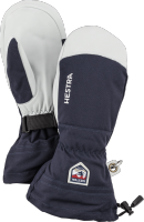 Hestra Army Leather Heli Ski - mitt Navy