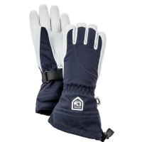 Heli Ski Female - 5 finger Navy Offwhite