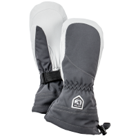 Heli Ski Female Mitt  Grey Offwhite