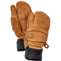 Leather Fall Line - 3 finger Cork