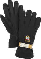 Hestra Windstopper Tour 5 Finger Black