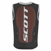 SCO Vest Protector Jr Actifit Plus Pewter Grey/Marina Blue