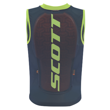 SCO Vest Protector Jr Actifit Plus nightfall blue/green